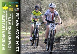 IV Wyścig MTB XC dla dzieci Liga MTB Aglomeracji Wałbrzyskiej