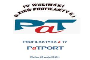 IV   Walimski Dzień Profilaktyki przed nami!