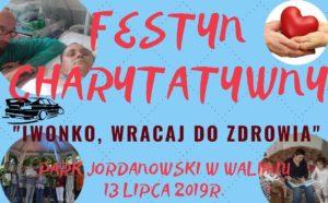 """""""Iwonko, wracaj do zdrowia"""" – akcja charytatywna dla Iwony Mąki"""