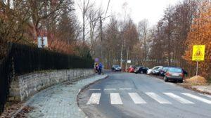 Remont chodnika w Jugowicach
