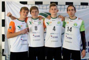 Młodzi sportowcy z Gminy Walim