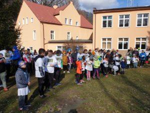 Bieg Tropem Wilczym w Jugowicach