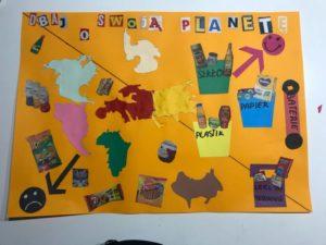 Dzień Ziemi w Publicznej Szkole Podstawowej w Walimiu