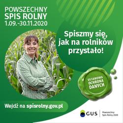 Powszechny Spis Rolny 2020 – wszystko, co powinniśmy wiedzieć.