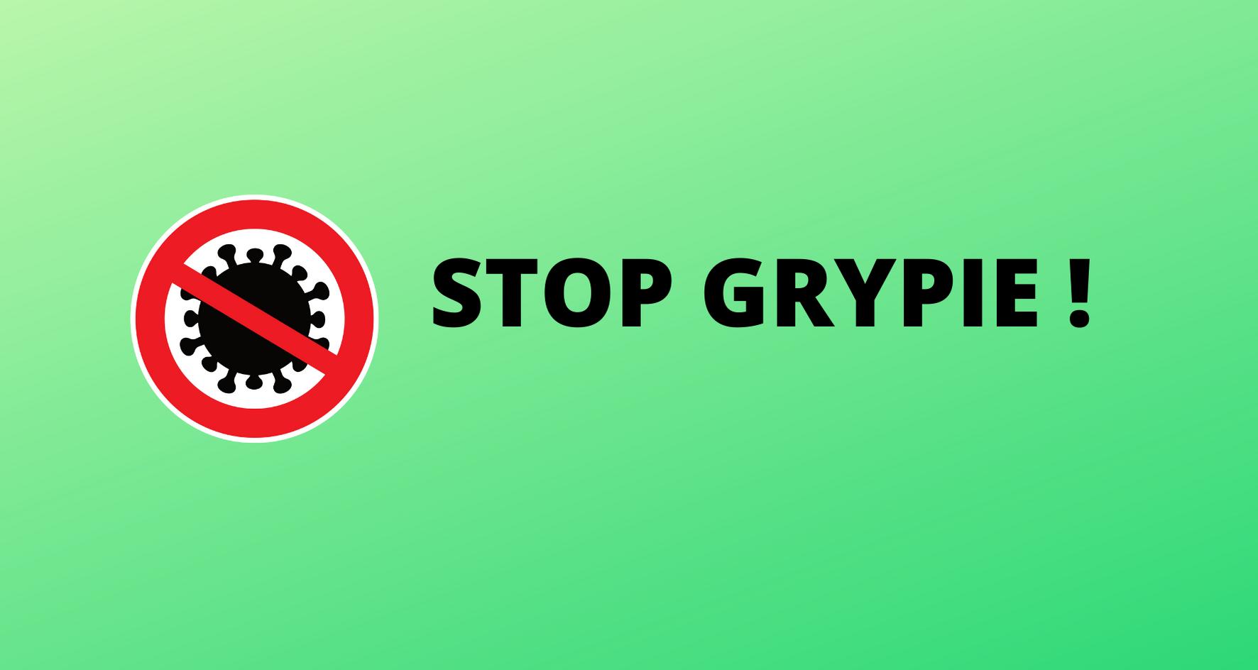 STOP GRYPIE!!!