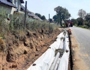 Będzie nowy chodnik w Olszyńcu (Podlesie).