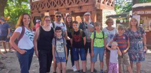 Sposób na aktywną sobotę – Wakacyjna rodzinna wycieczka z przewodnikiem – Dzień dobry Gmino Walim!