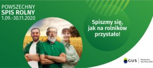 Jak się spisać w Powszechnym Spisie Rolnym 2020