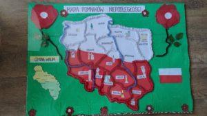 Świetlicowa Mapa Polski