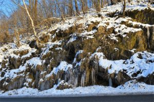 Zima z białym puchem zawitała do Krainy Sowiogórskich Tajemnic!!!