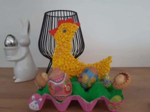 """Przedszkolny konkurs """"Ozdoba Wielkanocna"""" rozstrzygnięty!!!"""