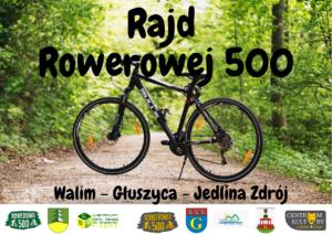 Rajd Rowerowej 500-tki